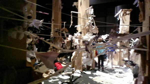 Paper Craft Works @ Power House Museum